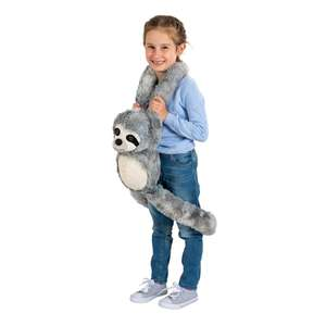 Large Sloth/Monkey Cuddly Toys - £5 at Smyths (Free Collection)