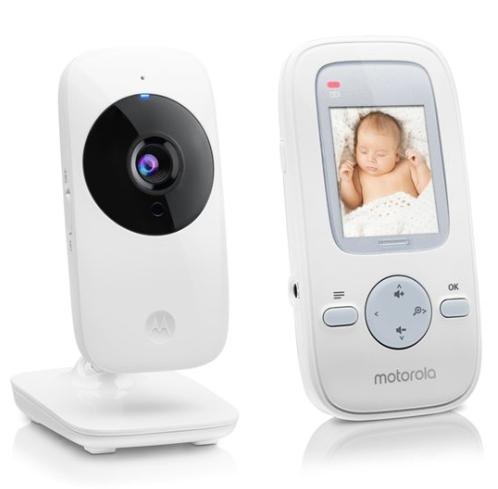 Motorola Mbp480 Video Baby Monitor £40 @ Tesco