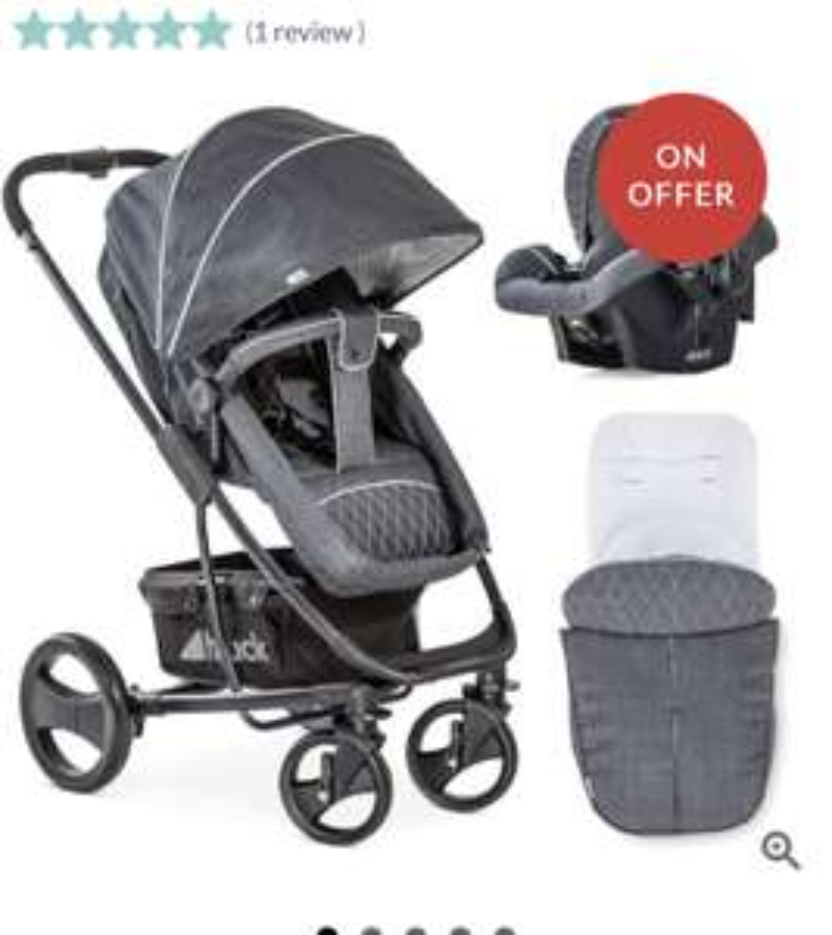 Shop n Drive Travel System - £149.99 @ Precious Little One