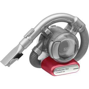Black + Decker 10.8V Lithium Flexi Dustbuster Vacuum Cleaner Grey/Red £33.99 (Free Click and Collect) @ Robert Dyas