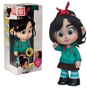 Wreck it Ralph 2: Talking Vanellope - Home Bargains - £9.99