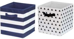 Compact Cube Fabric Insert (various colours) - £1.75 + Free Click & Collect @ Homebase