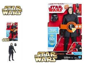 Star Wars Interactive Kylo Ren - Home Bargains - £7.99