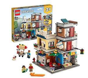 LEGO 31097 Creator 3-in-1 Townhouse Pet Shop and Cafe - £65.06 @ Amazon