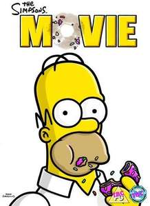The Simpsons Movie DVD - New - £2.37 sold by D&B Entertainment / Fulfilled by Amazon (+£2.99 Postage for non-Prime)