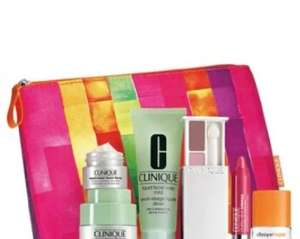 Free Gifts with Qualifying Clinique Purchases at House of Fraser