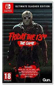 Friday 13th Nintendo Switch - £19.99 @ Simplygames