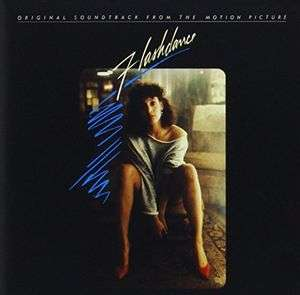 Flashdance - Original Motion Picture Soundtrack [Audio Cassette] - new - £3.38 delivered @ WowHD