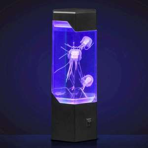 Jellyfish Lamp from Hawkins Bazaar for £9.99 (£2.75 delivery)