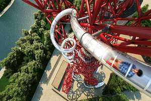 The Slide at The ArcelorMittal Orbit for One Adult and One Child (Stratford - Greater London) £12 at BuyAGift