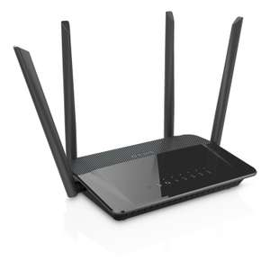 D-Link DIR-842 Dual Band Wireless AC1200 Wave 2 Wi-Fi Router with 4-Port Gigabit Ethernet - £23.74 delivered @ Amazon