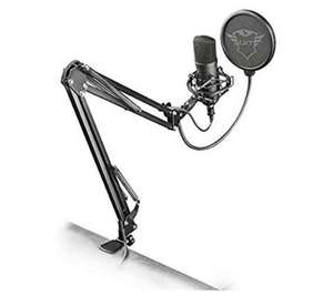 Trust 22400 Streaming Microphone – Black