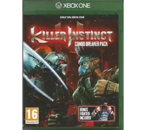 XBOX ONE Killer Instinct Combo Breaker Pack + 6 months Spotify premium for £4.97 at Currys PC World