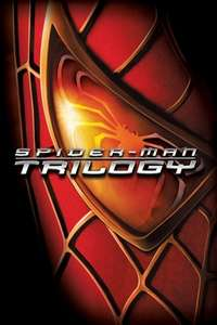 Spiderman Trilogy (4K/Dolby Vision) @ iTunes