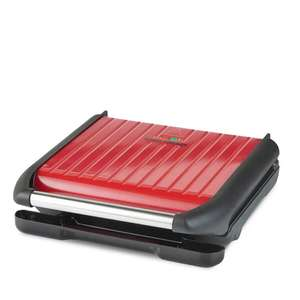 George Foreman - Red 7 Portion Family Grill 25050 £50 at Debenhams