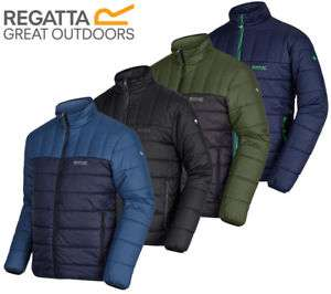 Regatta Mens Icebound IV Insulated Durable Coat Mid Weight Jacket Various Colours £22.98 Delivered @ shropshireclothing ebay