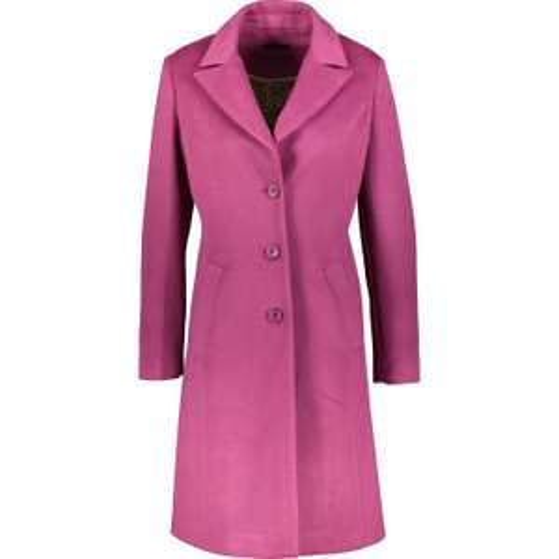 JAMES LAKELAND  Purple Three Quarter Length Coat free c&c £51 @ TK Maxx