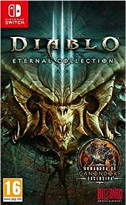 Diablo III - Eternal Collection  Nintendo Switch