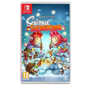 Scribblenauts Showdown Nintendo Switch Game £10.99 at 365games.co.uk