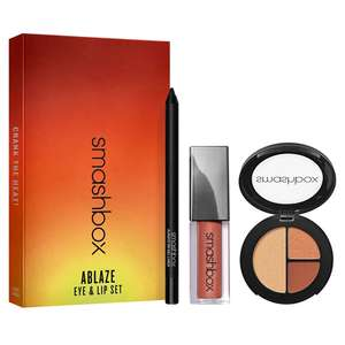 Smashbox Ablaze Eye & Lip Gift Set £15.00 @ Debenhams Now £13.50 Code NL37 Extra 10%