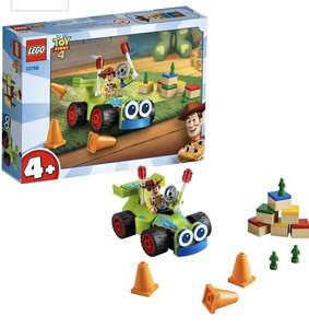 LEGO 10766 4+ Toy Story 4 Woody and RC Set with Minifigure £5.99 at Amazon Prime / £10.48 Non Prime