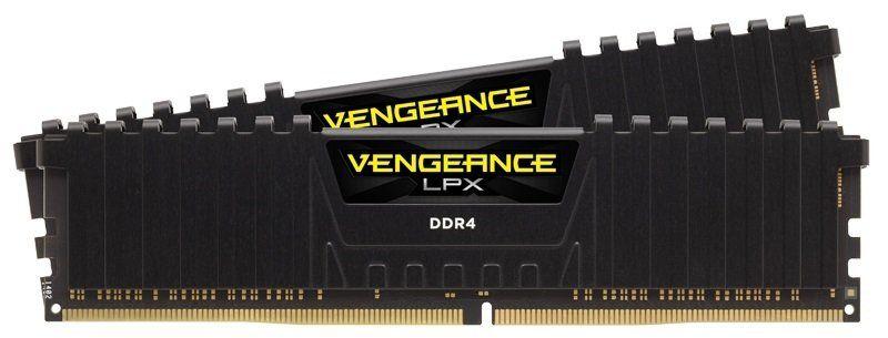Corsair Vengeance LPX 32GB (2x16GB) DDR4 DRAM 3200MHz C16 Memory Kit - Black £129.63 + £3.49 delivery Ebuyer