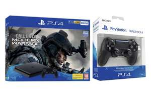 PlayStation 4 Pro with Call of Duty: Modern Warfare & DualShock 4 V2 Wireless £329 at Curry's