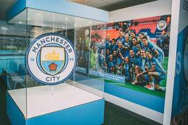 Child Tour of Manchester City Stadium Free at BuyAGift