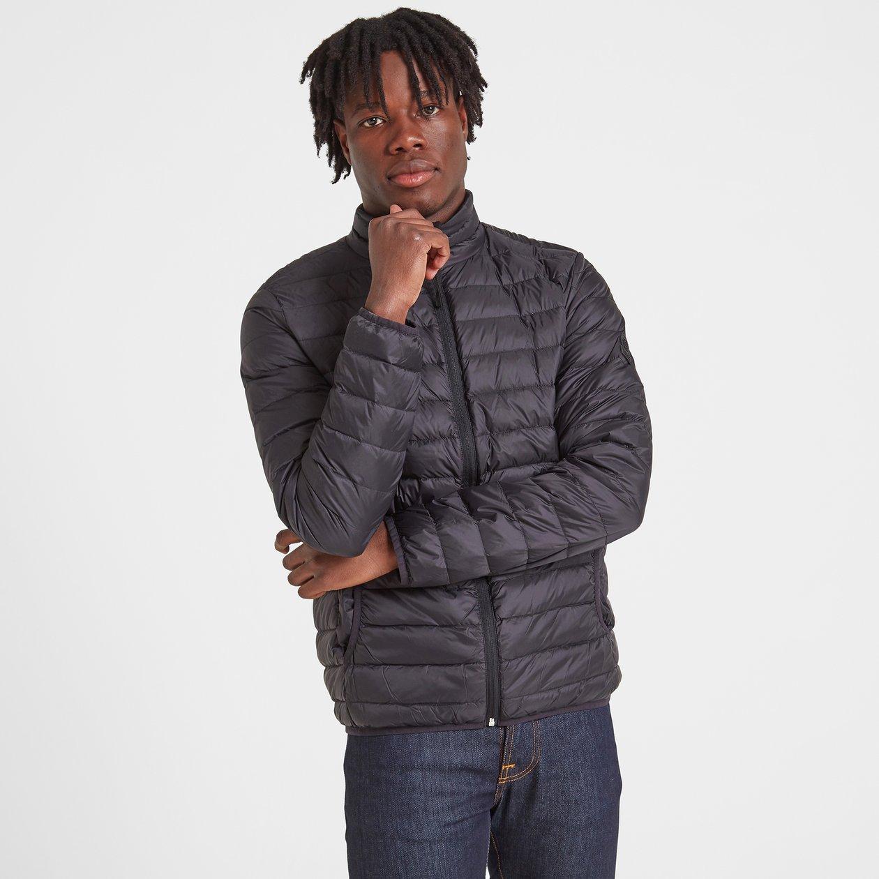 ELITE Mens Down Jacket £50 at Tog24