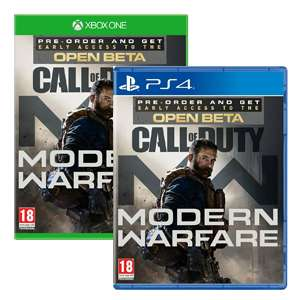 Call Of Duty Modern Warfare 2019 Xbox One/PS4 £43.31 @ Thegamecollection ebay