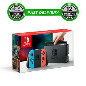 Refurbished Nintendo Switch (V1) £227.79 @ hitechelectronicsuk / eBay