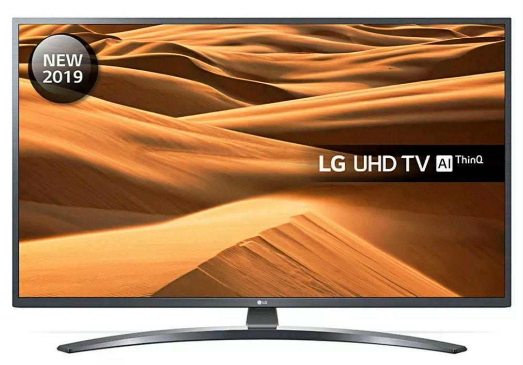 "LG 55UM7400PLB 55"" ULTRA HD 4K TV £389 @ Cramptonandmoore / eBay"