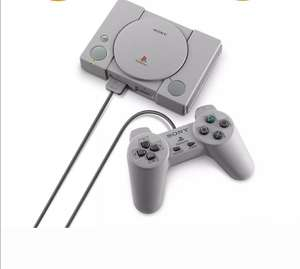 Sony PlayStation Classic with 20 Games + 2 controllers and HDMI cables £31.87 @ HiTechElectronics Ebay