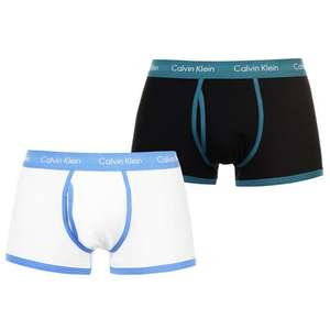 Calvin Klein underwear down to £14 + £4.99 delivery at Sports Direct