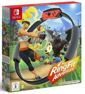 Ring Fit Adventure (Switch) £57.74 at thegamecollectionoutlet eBay