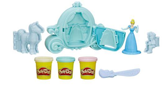 Play-Doh Disney Princess Royal Carriage Playset £8.50 at TheToyShop.com