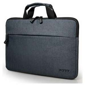 Port Designs Belize 13.3-14 Inch Laptop Bag - Blue £14.99 @ Argos