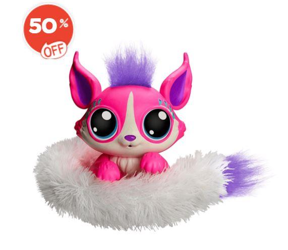 Lil's Gleemerz Interactive Pet - Adorbrite £12.50 at TheToyShop.com c&c