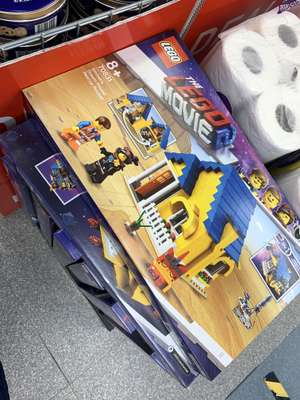 The lego movie 2 Emmets dream house rescue rocket 2 in 1 70831 £29.99 @semichem