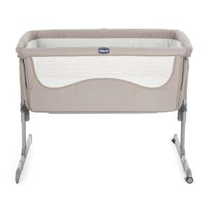 Chicco Next To Me Side-Sleeping Crib - Chick to Chick £119 and free delivery at BabySecurity