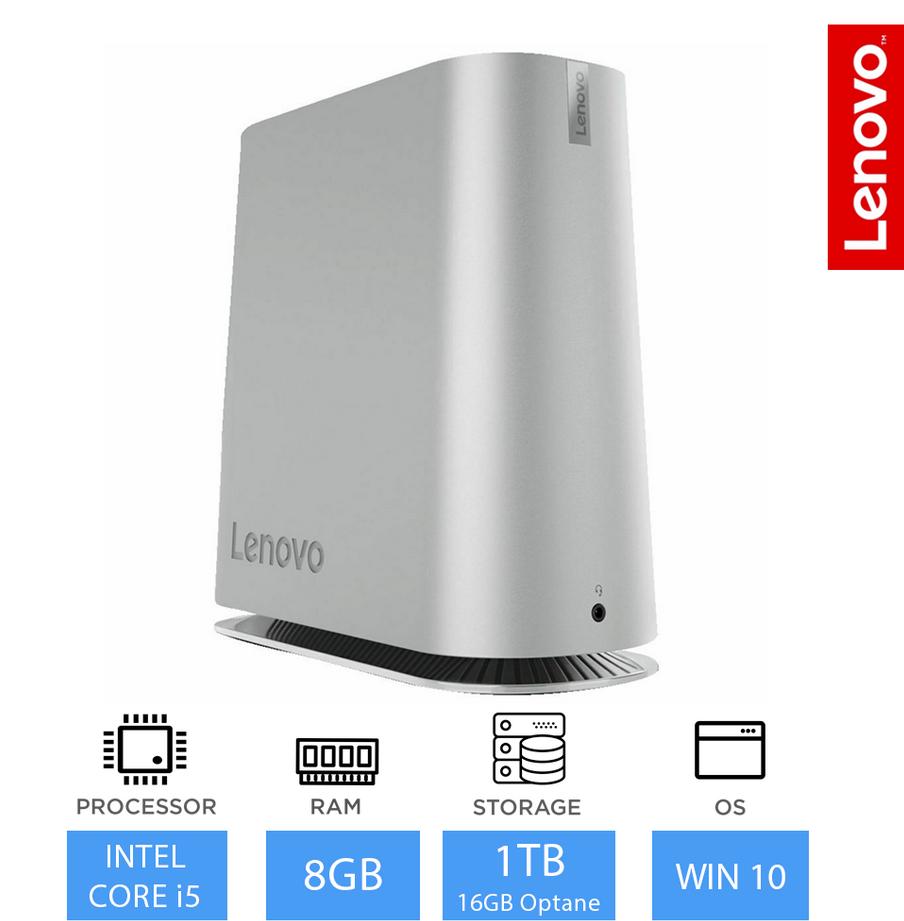 Lenovo IdeaCentre 620S Tiny Desktop PC Intel Core i5 7th Gen, 8GB, 1TB + 16GB Optane + 1 Year Warranty £339.99 with code @ LaptopOutlet eBay