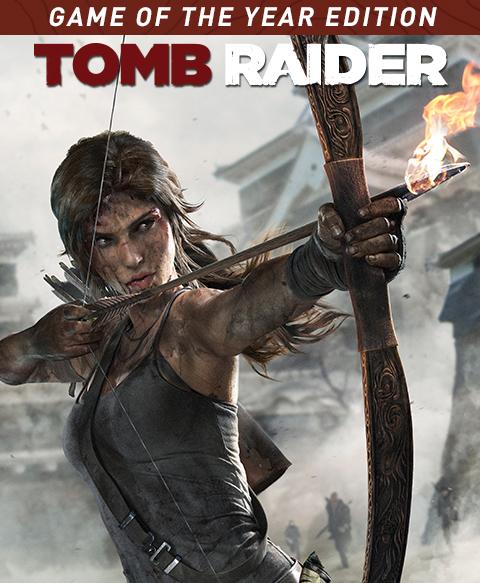 Tomb Raider Game of the Year PC - Steam Key £3.75 @ SquareEnix