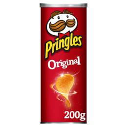 Pringles 200g Tube All Flavours £1.25 @ Asda