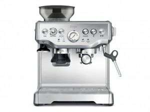 Sage The Barista Express Coffee Espresso Maker Machine Silver BES875UK only £339.99 @xs items / ebay