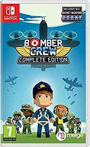 Bomber Crew Switch £11.95 The Game Collection