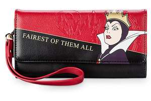Evil Queen Wallet only £8.10 @ Disney Store with free delivery with code