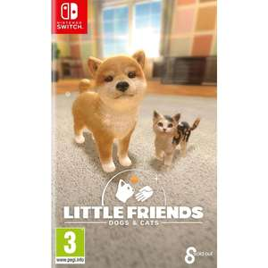 Little Friends: Dogs & Cats Nintendo Switch £24.99 at Smyths Toys