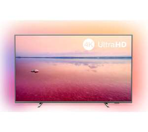 """PHILIPS Ambilight 65PUS6754/12 65"""" Smart 4K Ultra HD HDR LED TV Free 6 Year Guarantee £619 @ Richer Sounds"""