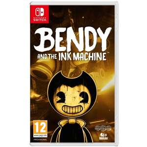 Bendy And The Ink Machine Nintendo Switch £19.99 at Smyths Toys