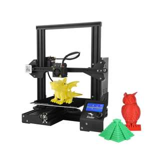 Creality 3D Ender-3 High-precision 3D Printer Kit £131.03 Delivered (EU Shipping) @ Tomtop